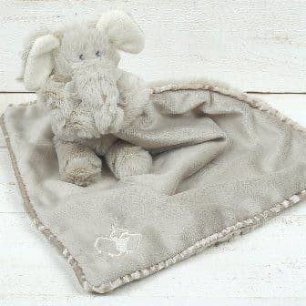 Elephant Toy Soother (Jomanda)